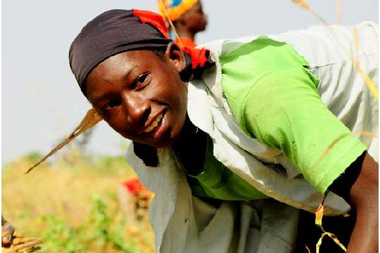 Empowering African women a way to make Africa stronger
